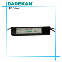 12v 2.5A 30W LED power supply waterproof IP67 Constant Voltage led power driver
