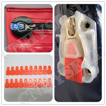 zip lock seal for cash bags