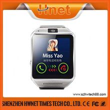 2014 new fashion watch phone with skype
