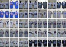 2015 Latest Design Sublimation New York Mets Baseball Jersey with Wholesale