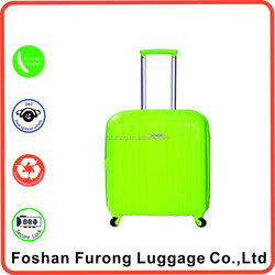 PP cabin Trolley Bag with Airplane luggage Tag guangzhou wholesale Luggage Bag ladies 20 Luggage