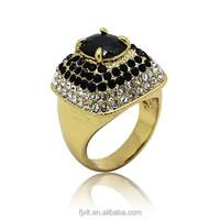 New style cz diamond dearest and decorative tat ring