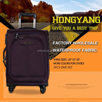 carry on trolley travel luggage bag