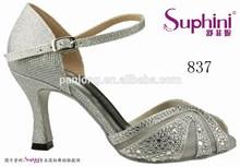 Envío de la muestra verdadera hermosa de baile latino zapatos, Fabricantes de China de baile