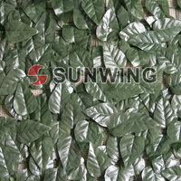 Artificial Boxwood Fense For decoration