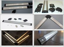 led rigid strip light link / led strip rigid light / led strip smd2835 angle adjustable strip light