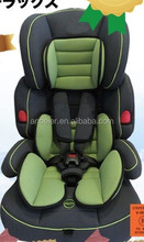 ECE R 44/04 front facing forward baby car seat group I II III