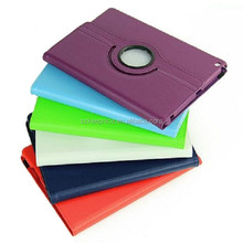 For Ipad air 2 case 360 rotating colors leather cover case