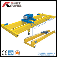 High Efficiency Double Girder EOT Crane 50ton,20ton