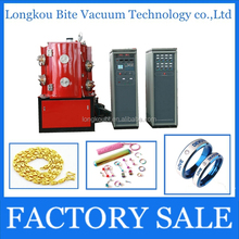 China manufacturer Jewelry PVD coating machine/Jewelry vacuum coating machine