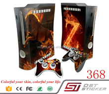 Protector magnetic car stickers magnetic car stickers for Microsoft for xbox 360 Fat