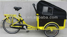 Zhejiang China 200cc tricycle cargo bike