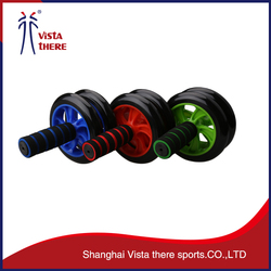 Hot selling home gym ab wheel roller with CE certificate