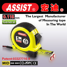 ABS+TPR designer custom tape measure measure tape measuring tape