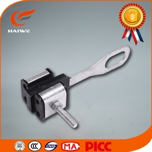 Power fitting four core Collecting Dead double End cap Clamp/suspension clamps