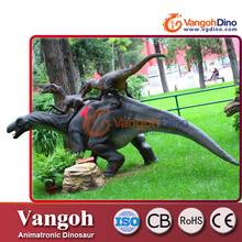 VGD-384 Arts museum Hand made animatronic dinosaur model