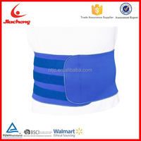 Elastic Neoprene Waist Belt with three velcros