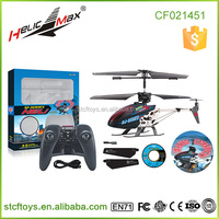 Wireless Remote Control Airplane Auto-demo 2.4g RC Helicopter U13