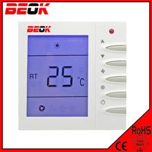 Aire acondicionado bobina del ventilador del termostato Termostat con mando a distancia