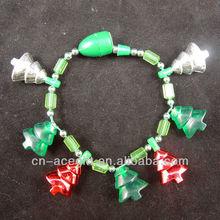 flashing bracelet,glowing decorations
