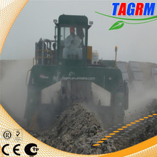 City waste composting equipment/solid waste compost treatment/garbage compost management M3600