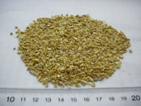 dried and natural ginger root tea bag cut without sulfur