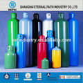 99.99% de soldadura de gas argón, para el cilindro de gas de alta pureza industriales de gas