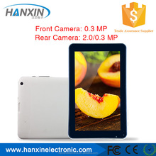 dual core function android 4.4 with trade assurance 9 inch android tablet pc