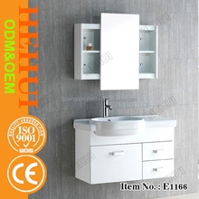 3RC-856 french solid wood bathroom cabinet and spanish bathroom furniture for ss free standing double sink bathroom vanity