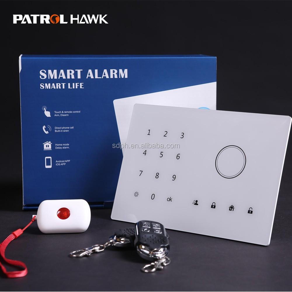 The best price gsm home security alarm system burglar for Best buy burglar alarms