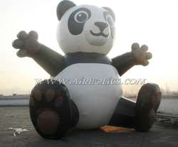 Huge Promotional Business Advertising Inflatable Giant Panda