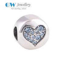 925 sterling silver beads and charms imitation jewellery making materials