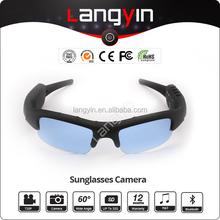 bluetooth video glasses