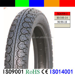 China motorcycle rubber tires MA006-1