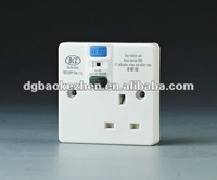 0130PW RCD socket outlets