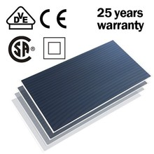 Hanergy Solibro efficient 120w CIGS thin film solar panel