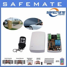 Factory price home automation gateway 220V wireless remote controller