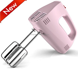 300W new design turbo function electric automatic hand mixer and blender