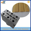 PVC Wall Panel Profile Extrusion Mould Design