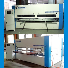 Automatic Rotary Spraying Machine for wooden doors