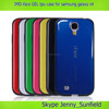 Rubber gel IMD TPU iface case for samsung galaxy s4 i9500, for samsung galaxy s4 case iface