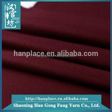 Fabric wholesale 2015 new style High quality Fashion polyester suiting fabric