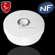 Nf VDS LPCB SAI UL EN14604 approuvé 10 anos batterie au Lithium radio fréquence alarme incendie système GS508F