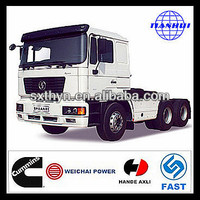 China lpg tractor truck for sale