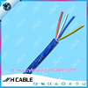 Apple BC/TC core pvc cable with aluminum foil screen copper wire braid cable anti-interference