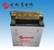 OEM High Power Dry Charged 12V Motorcycle Battery 14AH 16AH 18AH 20AH 24AH 28AH 30AH 32AH