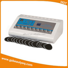 Portable ems slimming machine
