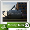 emulsion mixer, vertical mixer with heating , industrial mixer agitators