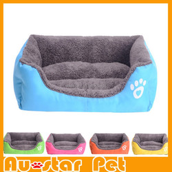 Hot Sales Candy Colors Cheap Cat Bed for Dogs Kennel Cage Perros