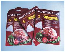 Roasting bags, oven bag, microwave bag